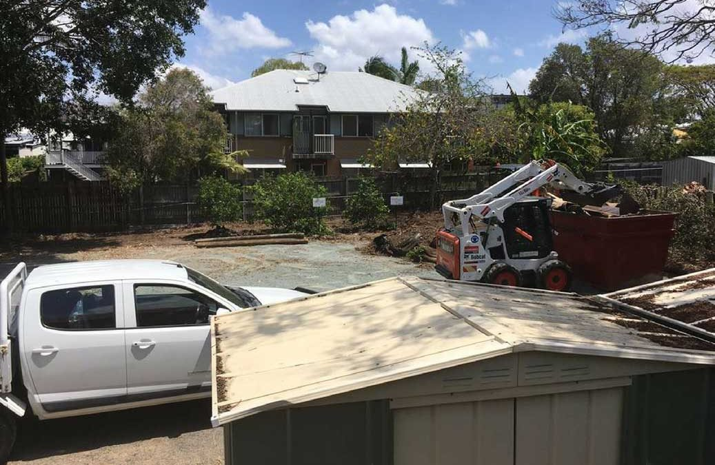 Aussie Tree Solutions Help Lend A Hand Campaign To Makeover Nundah Cottages