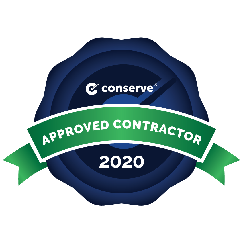 Conserve Contractor Logo