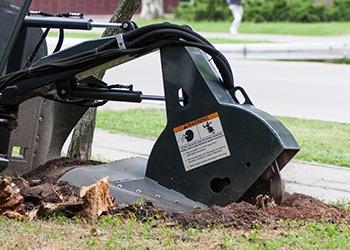 Aussie Tree Solutions Grinder
